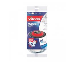 Akcesoria do myjek i mopów Vileda ViRobi wkłady 20szt