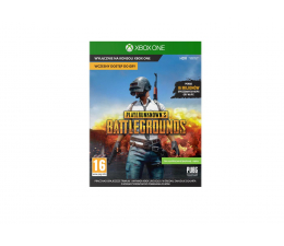 Gra na Xbox One Microsoft Playerunknown's Battlegrounds (PUBG)