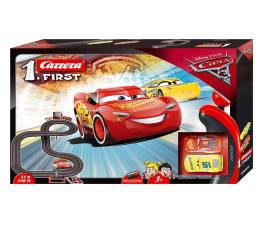 Pojazd / tor i garaż Carrera Disney Cars 3