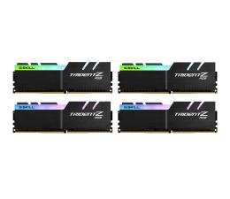 Pamięć RAM DDR4 G.SKILL 32GB (4x8GB) 3200MHz CL16 Trident Z RGB