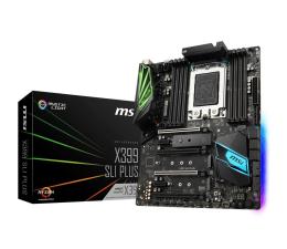 Płyta główna Socket TR4 MSI X399 SLI PLUS (PCI-E DDR4 USB 3.1 / M.2)
