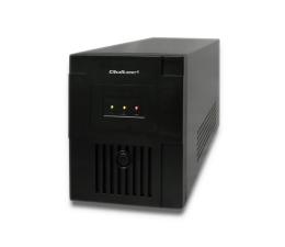 Zasilacz awaryjny (UPS) Qoltec Monolith (1500VA/900W, 2xFR, 1xIEC, AVR)