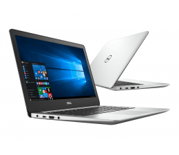 "Notebook / Laptop 13,3"" Dell Inspiron 5370 i7-8550U/16GB/256/Win10P R530 FHD"