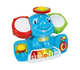 Zabawka dla małych dzieci Clementoni Muzyczny Słonik