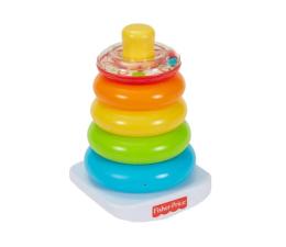 Zabawka dla małych dzieci Fisher-Price Piramidka z kółek