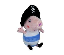 Maskotka IMC Toys Świnka George Pirat plusz 25cm