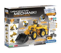 Zabawka edukacyjna Clementoni Laboratorium Mechaniki Maszyny Ciężkie