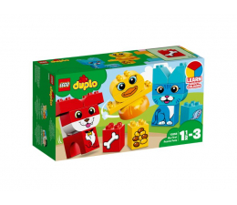 Klocki LEGO® LEGO DUPLO Moje pierwsze zwierzątka