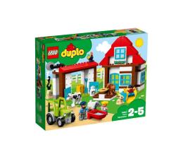 Klocki LEGO® LEGO DUPLO Przygody na farmie