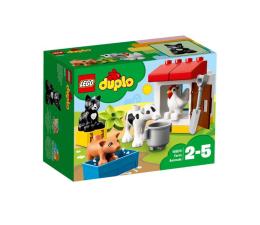 Klocki LEGO® LEGO DUPLO Zwierzątka hodowlane
