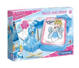 Zabawka plastyczna / kreatywna Clementoni Disney Tablica świetlna Księżniczki