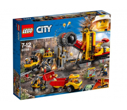Klocki LEGO® LEGO City Kopalnia
