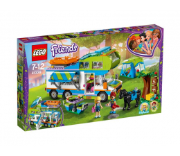 Klocki LEGO® LEGO Friends Samochód kempingowy Mii