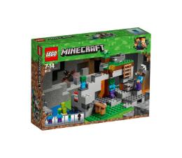 Klocki LEGO® LEGO Minecraft Jaskinia zombie