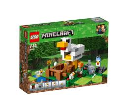 Klocki LEGO® LEGO Minecraft Kurnik