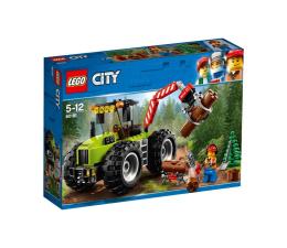 Klocki LEGO® LEGO City Traktor leśny