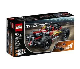 Klocki LEGO® LEGO Technic Czerwona wyścigówka