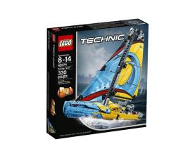 Klocki LEGO® LEGO Technic Jacht wyścigowy