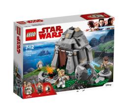 Klocki LEGO® LEGO Star Wars Szkolenie na wyspie Ahch-To