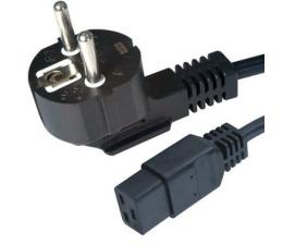 Kabel zasilający Gembird Kabel SCHUKO - C19 1,8m