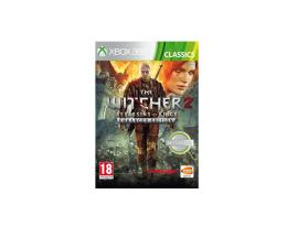 Gra na Xbox One Wiedzmin 2 Classics
