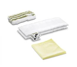 Akcesoria do myjek i mopów Karcher Zestaw scierek z mikrofibry - do łazienki EasyFix