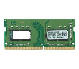 Pamięć RAM SODIMM DDR4 Kingston 4GB 2400MHz CL17 1,2V