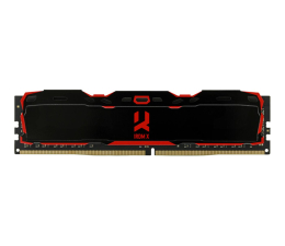 Pamięć RAM DDR4 GOODRAM 8GB (1x8GB) 3200MHz CL16 IRIDIUM Black