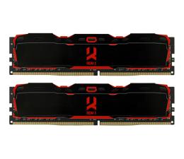 Pamięć RAM DDR4 GOODRAM 16GB (2x8GB) 2666MHz CL16 IRDM X Black
