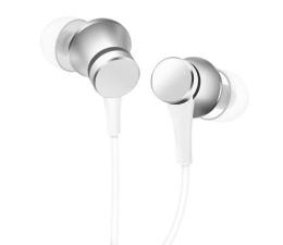 Słuchawki przewodowe Xiaomi Mi In-Ear Headphones Basic (Srebrny)