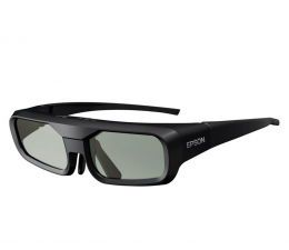 Okulary 3D Epson Okulary 3D ELPGS03 czarne