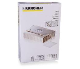 Akcesoria do odkurzaczy Karcher 6.904-143.0 5 Worków filtracyjnych + 1 Mikrofiltr