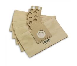 Akcesoria do odkurzaczy Karcher Worki filtracyjne 6.904-257.0 5szt.