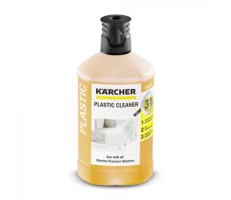 Akcesoria do myjek i mopów Karcher Środek do czyszczenia plastiku 3w1 1l