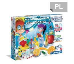 Zabawka edukacyjna Clementoni Moje laboratorium chemiczne