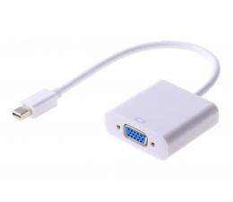 Przejściówka SHIRU Adapter mini DisplayPort - VGA (D-SUB)