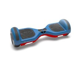 """Hoverboard Skymaster Wheels 6,5"""" Dual 2 koła niebiesko-czerwona"""