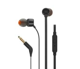 Słuchawki przewodowe JBL T110 Czarne