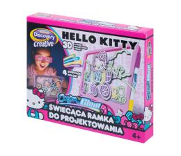 Zabawka plastyczna / kreatywna Dumel Świecąca Ramka Do Projektowania Hello Kitty 37105