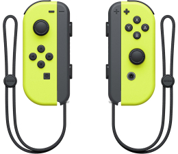 Pad Nintendo Switch Joy-Con Controller - Neon Yellow (pair)
