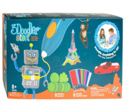 Zabawka plastyczna / kreatywna TM Toys 3DOODLER Mega Zestaw