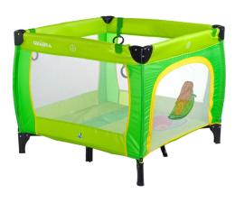 Kojec dla dziecka Caretero Quadra Green