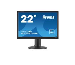 """Monitor LED 22"""" iiyama B2280WSD czarny"""