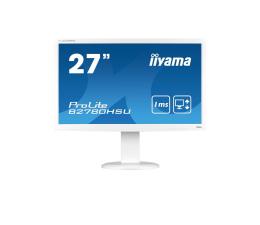 "Monitor LED 27"" iiyama B2780HSU biały"