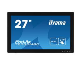 "Monitor LED 27"" iiyama T2735MSC-B2 dotykowy"