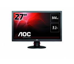 "Monitor LED 27"" AOC G2770PF czarny"
