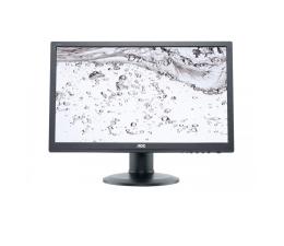 """Monitor LED 21"""" i mniejszy AOC M2060PWDA2"""