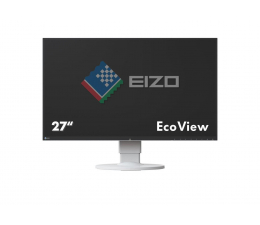 "Monitor LED 27"" Eizo FlexScan EV2750-WT"