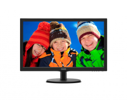 "Monitor LED 22"" Philips 223V5LSB2/10"