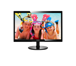 "Monitor LED 24"" Philips 246V5LHAB/00"